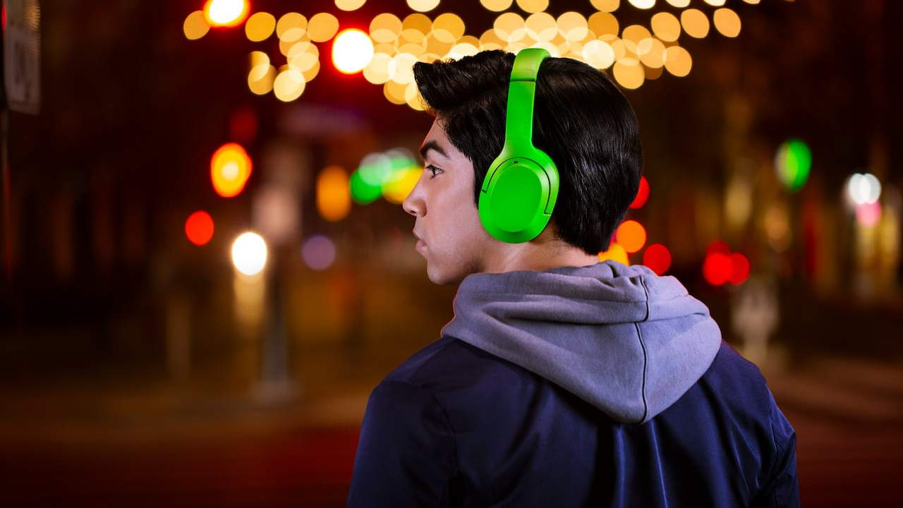 Razer Opus X headset serves up ANC at a surprising price