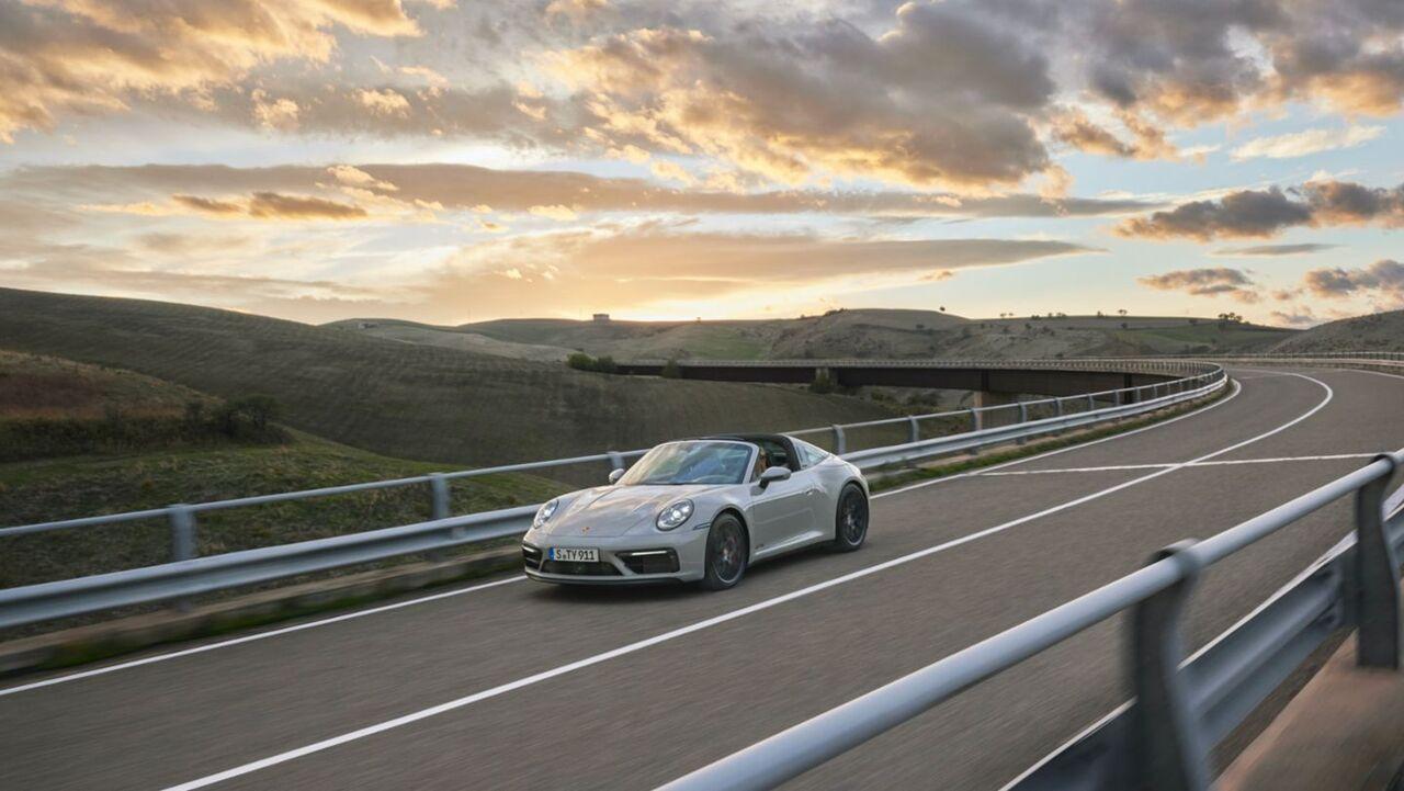 2022 Porsche 911 GTS arrives as a Coupe, Cabriolet and Targa