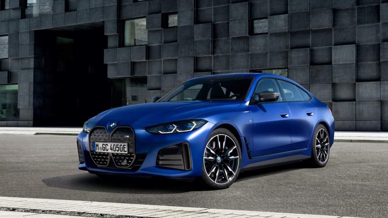 2022 BMW i4 gets price and range: Potent i4 M50 packs 536hp