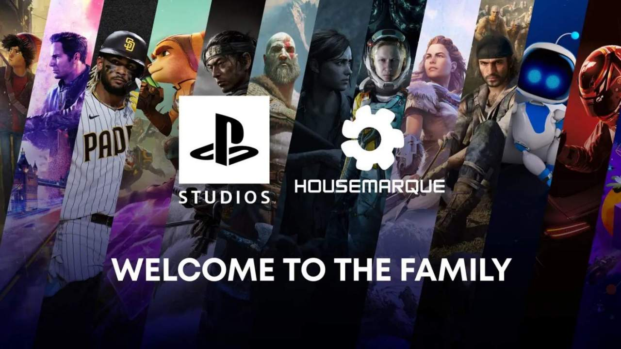Sony buys up Returnal PS5 dev Housemarque