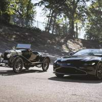 Q by Aston Martin Vantage Roadster is strictly limited to three units