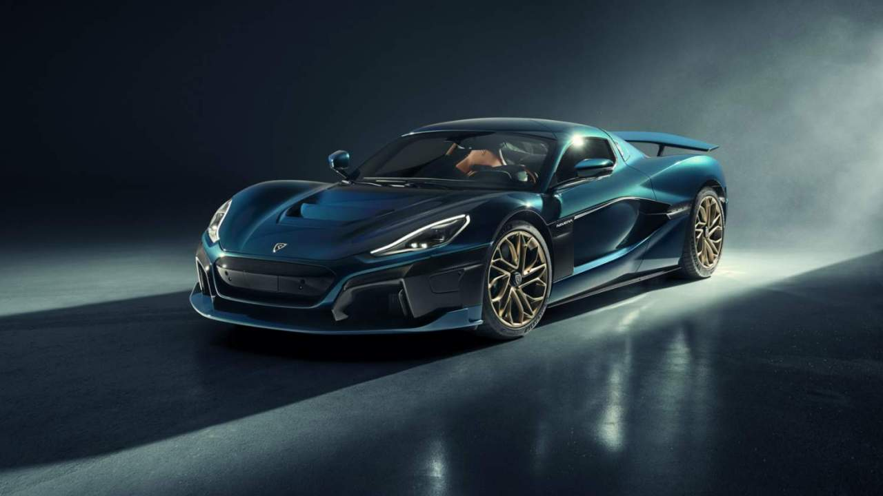 Rimac Nevera is a 1,914hp all-electric hypercar with a wild $2.4m price