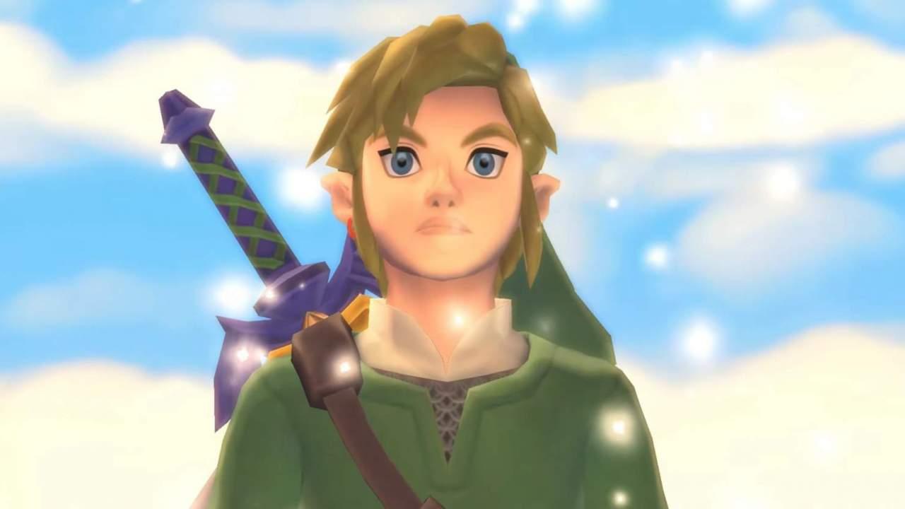 The Legend of Zelda: Skyward Sword HD trailer preps us to return to Skyloft
