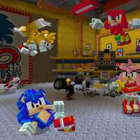 Sonic the Hedgehog arrives in Minecraft with new DLC