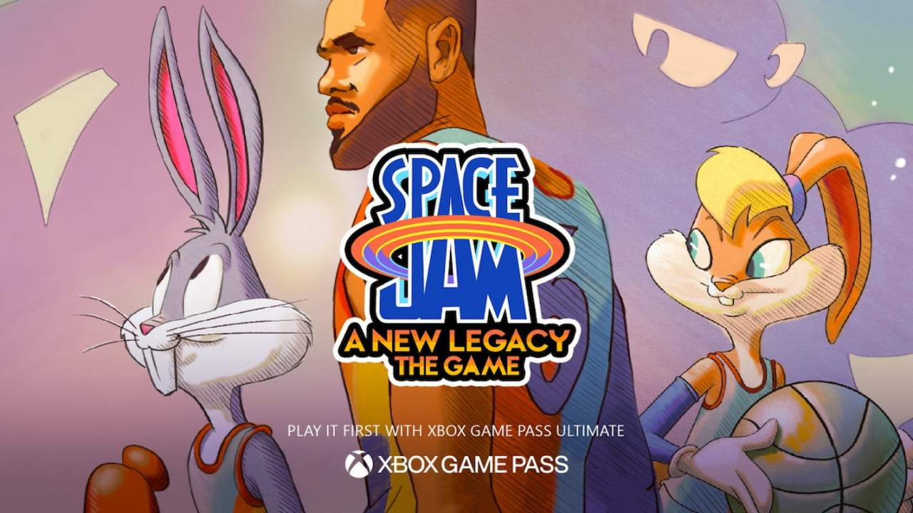 Space Jam: A New Legacy game and Xbox controllers made for super-fans