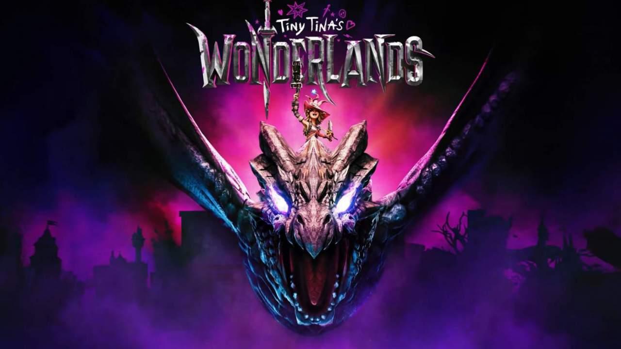 Borderlands spin-off Tiny Tina's Wonderlands officially revealed