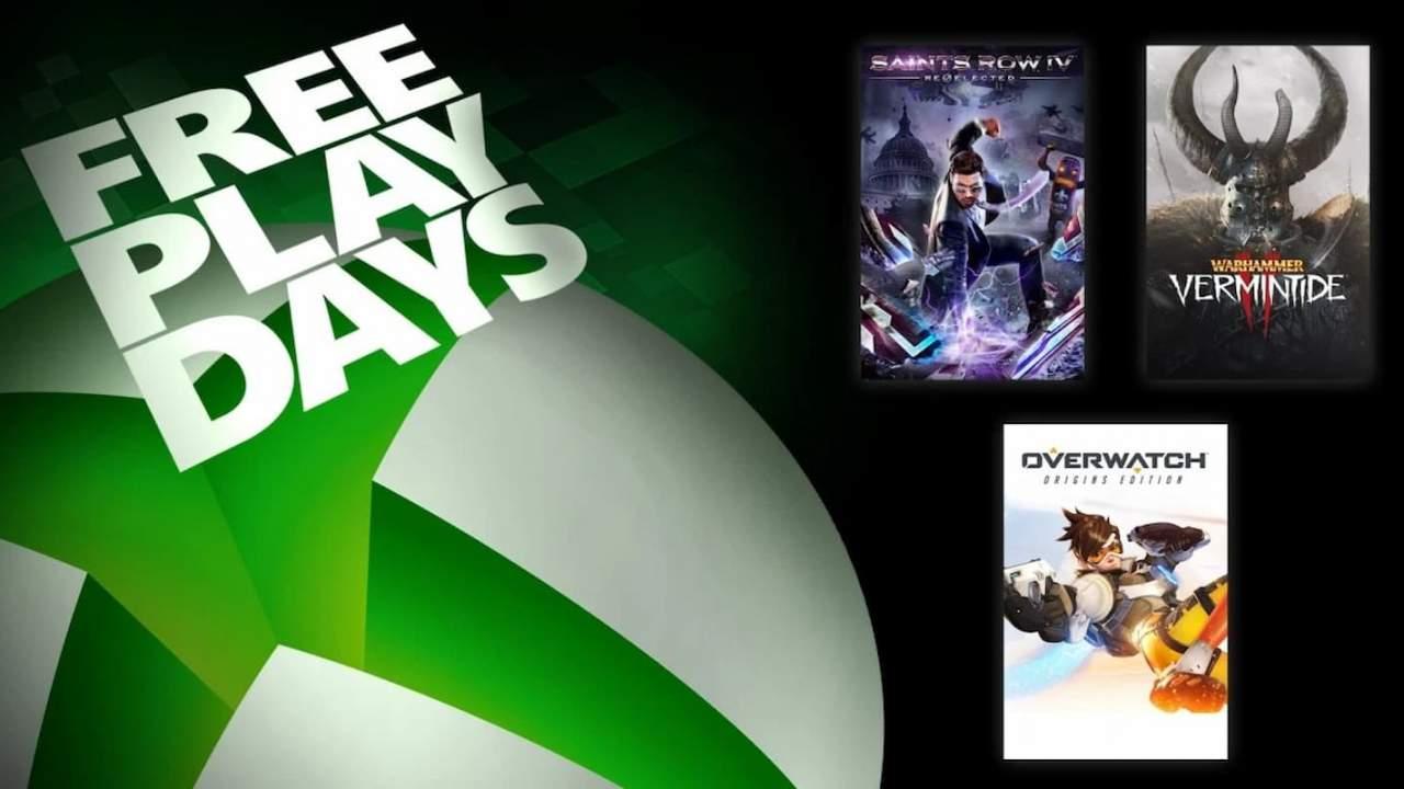 Overwatch headlines new Xbox Free Play Days weekend