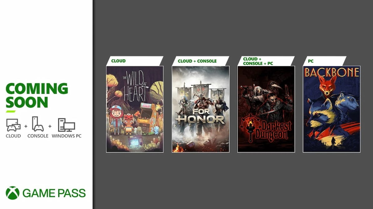 Darkest Dungeon, For Honor lead a calm June for Xbox Game Pass