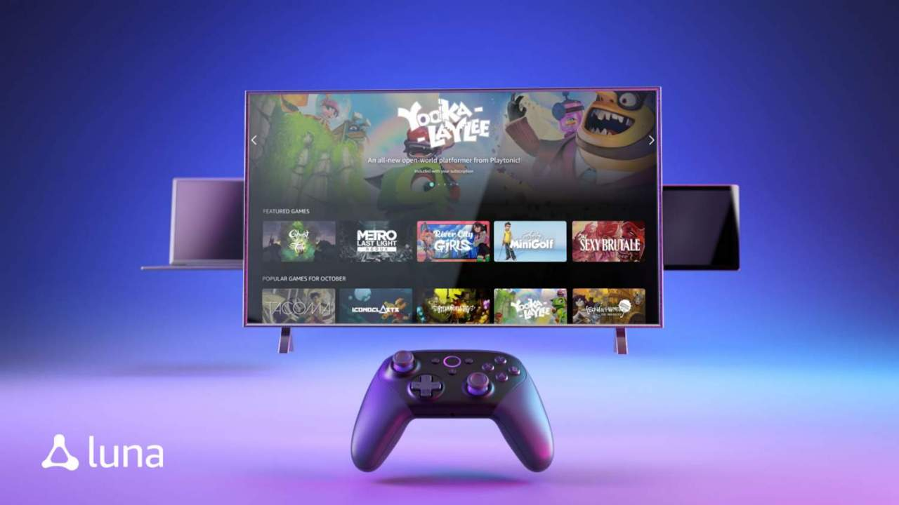 Amazon Luna drops invites for Prime Day shoppers plus new cloud gaming deals