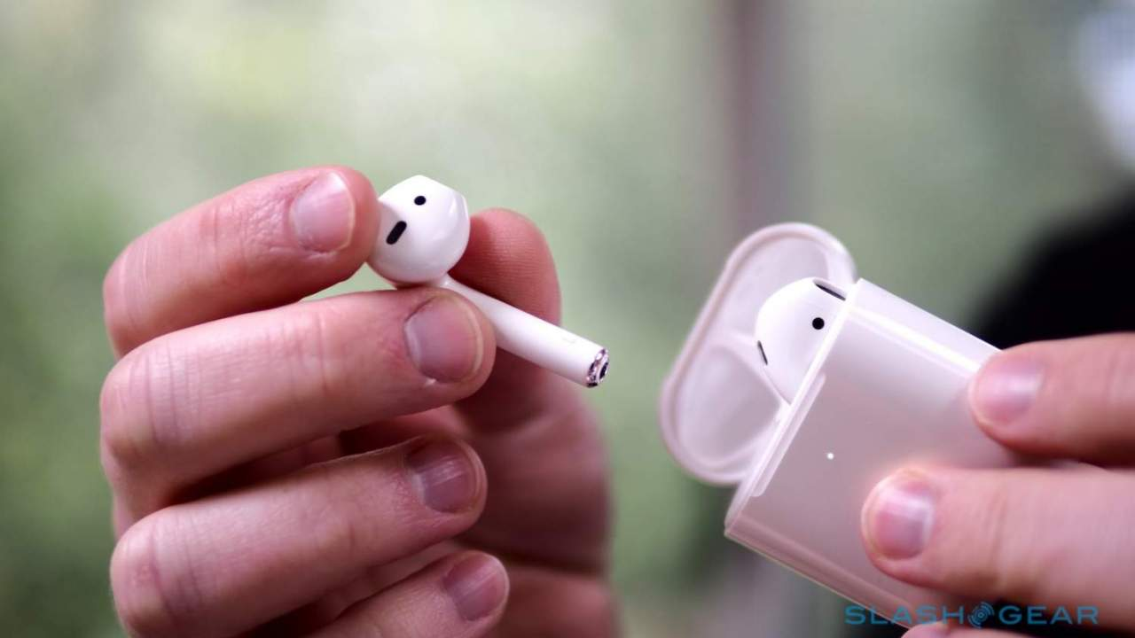 AirPods add Conversation Boost and join Apple's Find My Network
