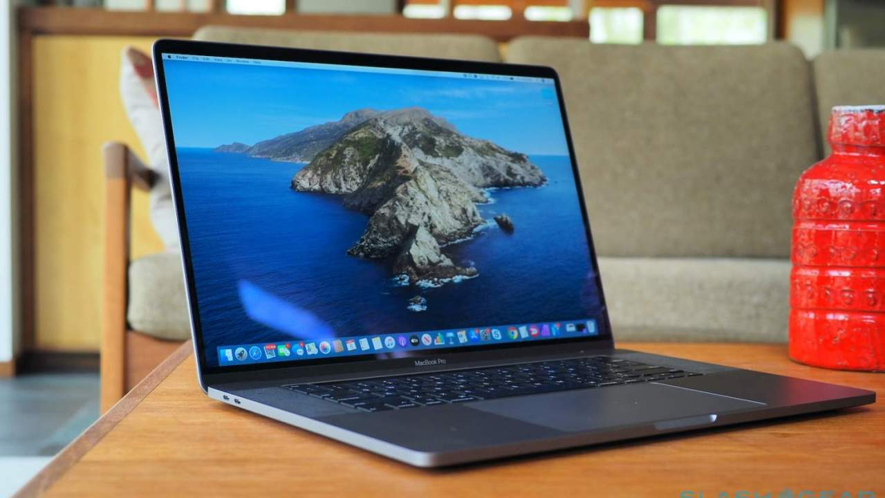 Did Apple just confirm the M1X MacBook Pro?