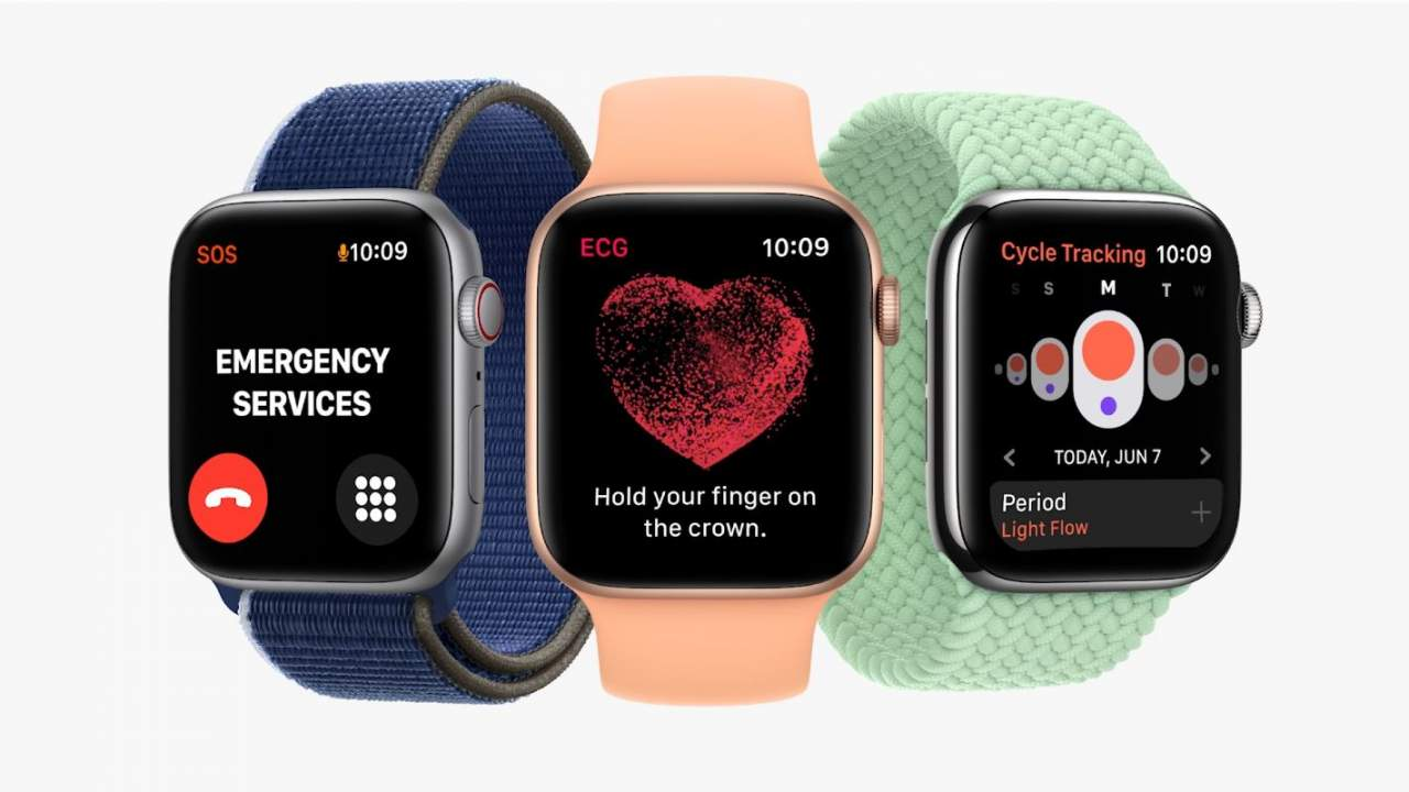 Apple's watchOS 8 packs meditation, tai chi, portraits, and GIF support