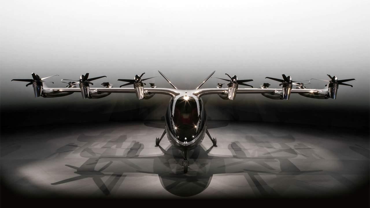 Archer reveals its demonstrator eVTOL aircraft