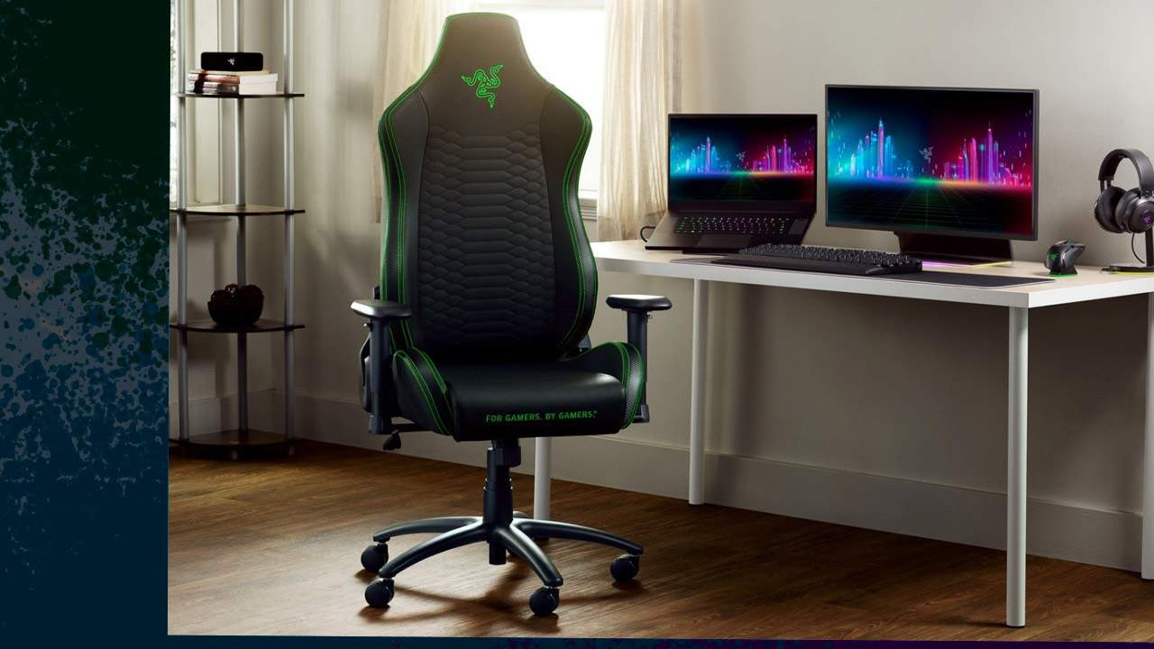 Razer Iskur X called the brand's most affordable gaming chair at $400 USD