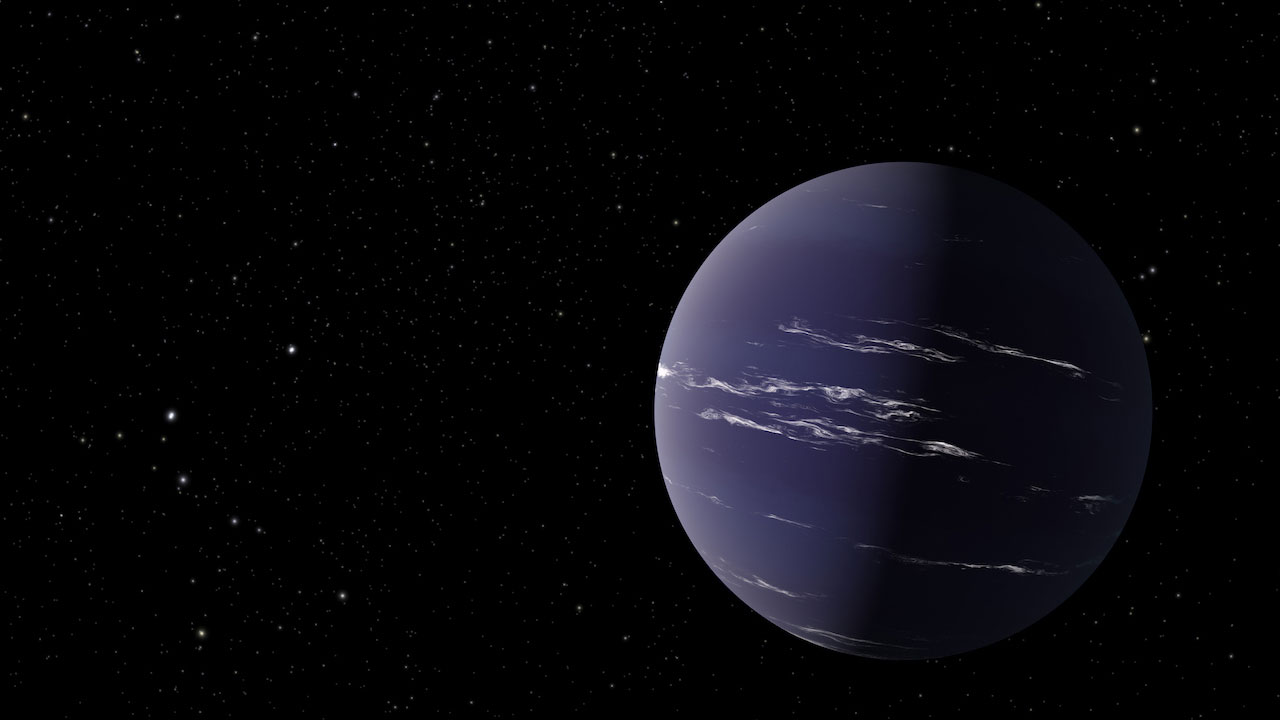 NASA discovers a distant Neptune-like planet with a thick atmosphere