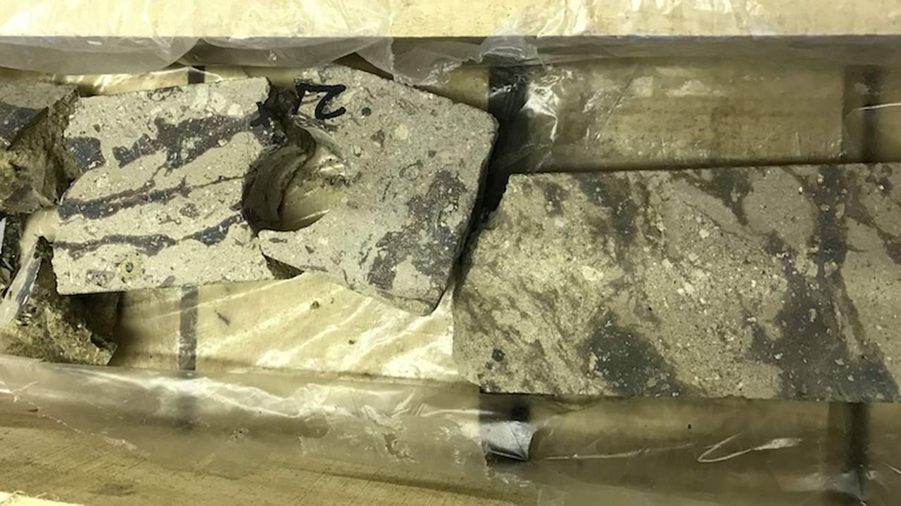 Gigantic meteorite impact in Ukraine dated to 65 million years ago