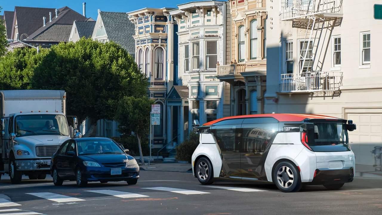 Cruise cuts $5 billion deal to pay for its autonomous Origin EV robotaxis