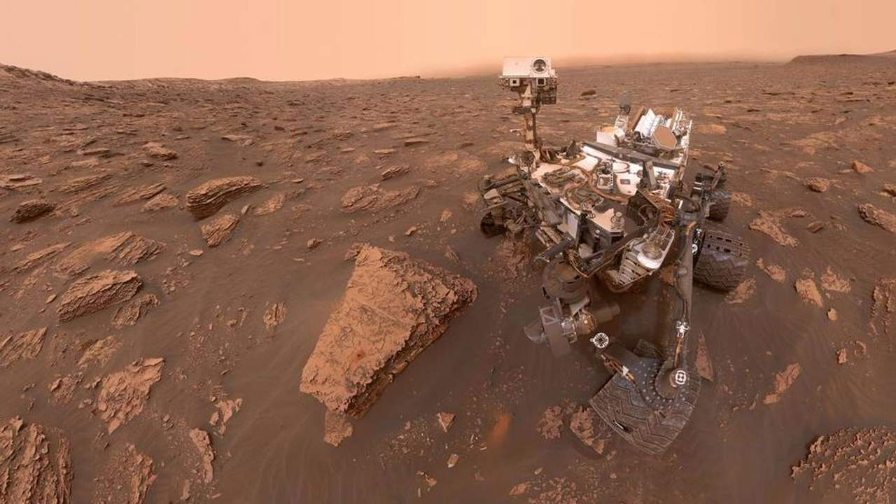 NASA is hard at work on the Martian methane mystery