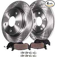 Detroit Axle - Rear Disc Brake Kit