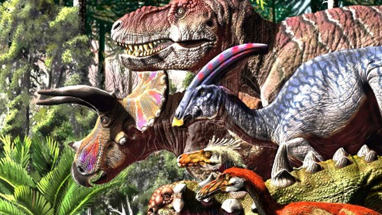 Dinosaurs were declining before the asteroid impact, according to a new study