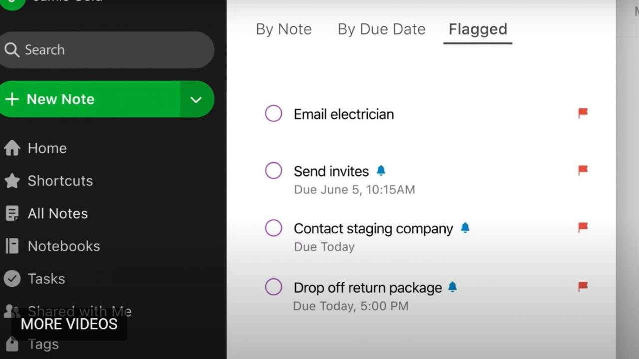 Evernote Tasks management feature arrives to take on Trello