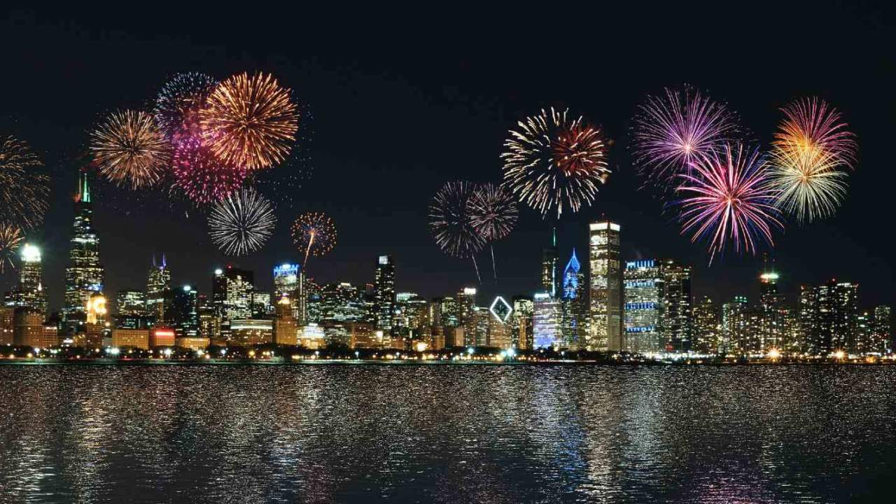 Map reveals which states spend the most money on July 4th fireworks