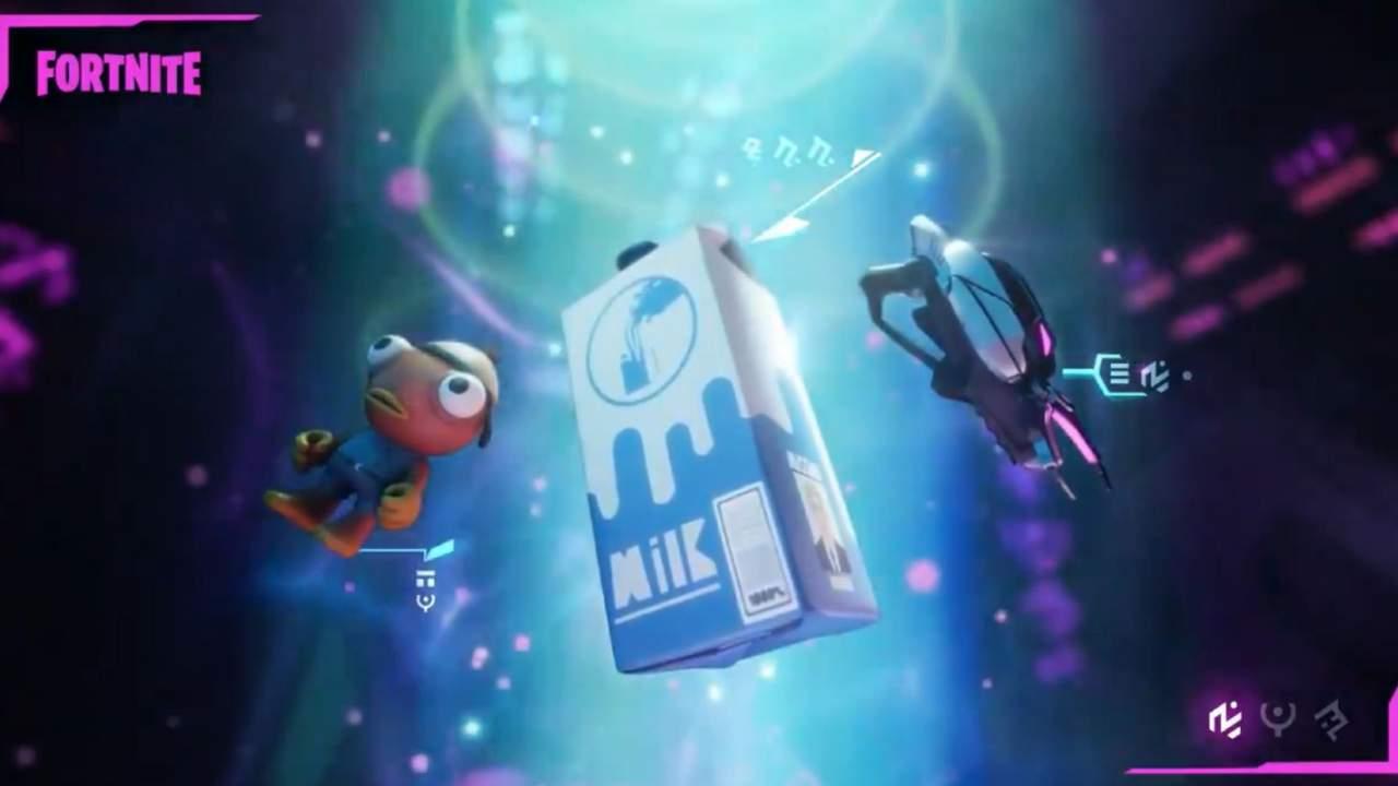 Epic's first big Fortnite Season 7 teaser is an alien observation log