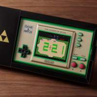 The Legend of Zelda Game & Watch is coming with four games