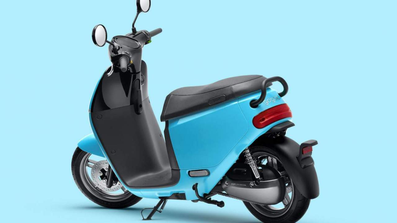 Gogoro and Foxconn team up to spread e-scooters