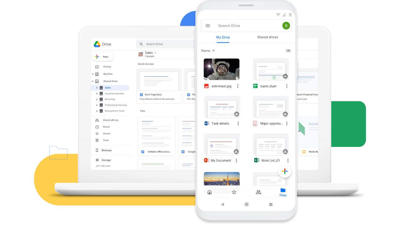 Google Drive security update might break links to shared files