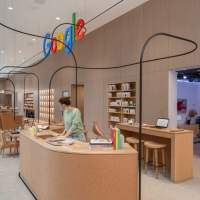 Here's what the first Google Store is like on the inside