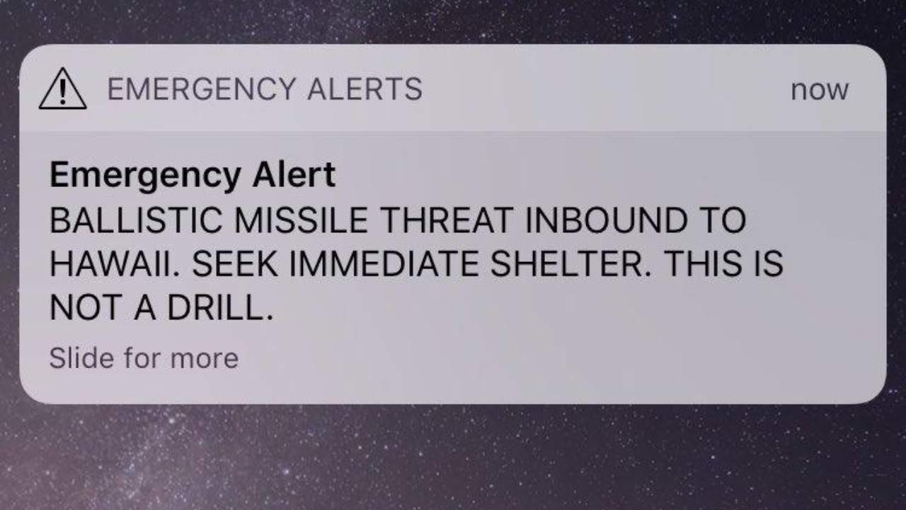Emergency alerts are changing, with a new type you can't opt-out of