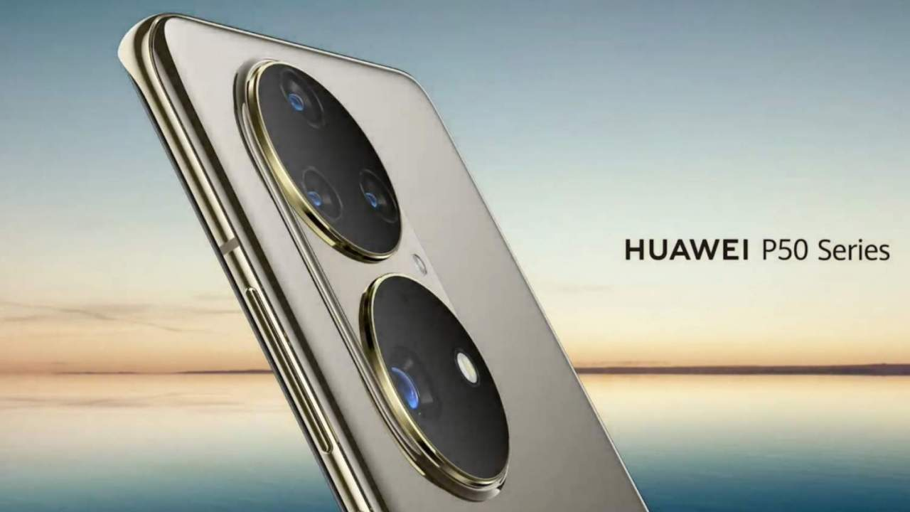 Huawei P50 Series revealed: Striking design and ominous forecast