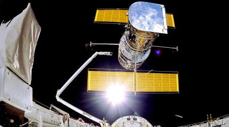 NASA is working to restore Hubble Space Telescope operations