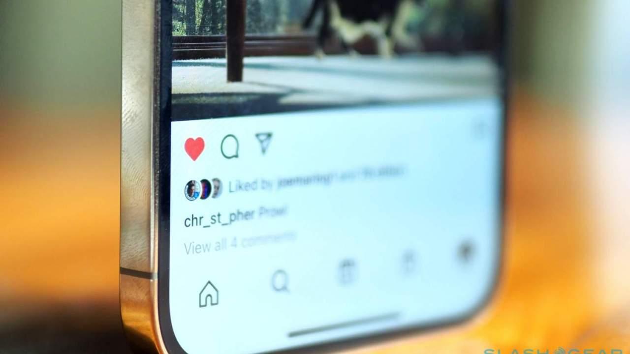 Instagram desktop posting test has us crossing our fingers