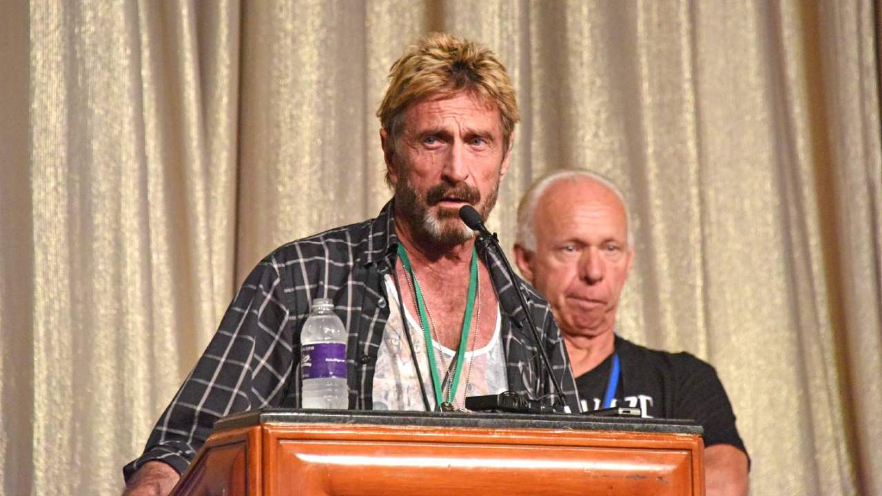 John McAfee dies of apparent suicide ahead of extradition to US