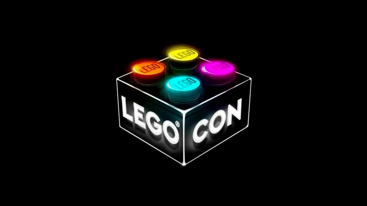 LEGO CON event revealed