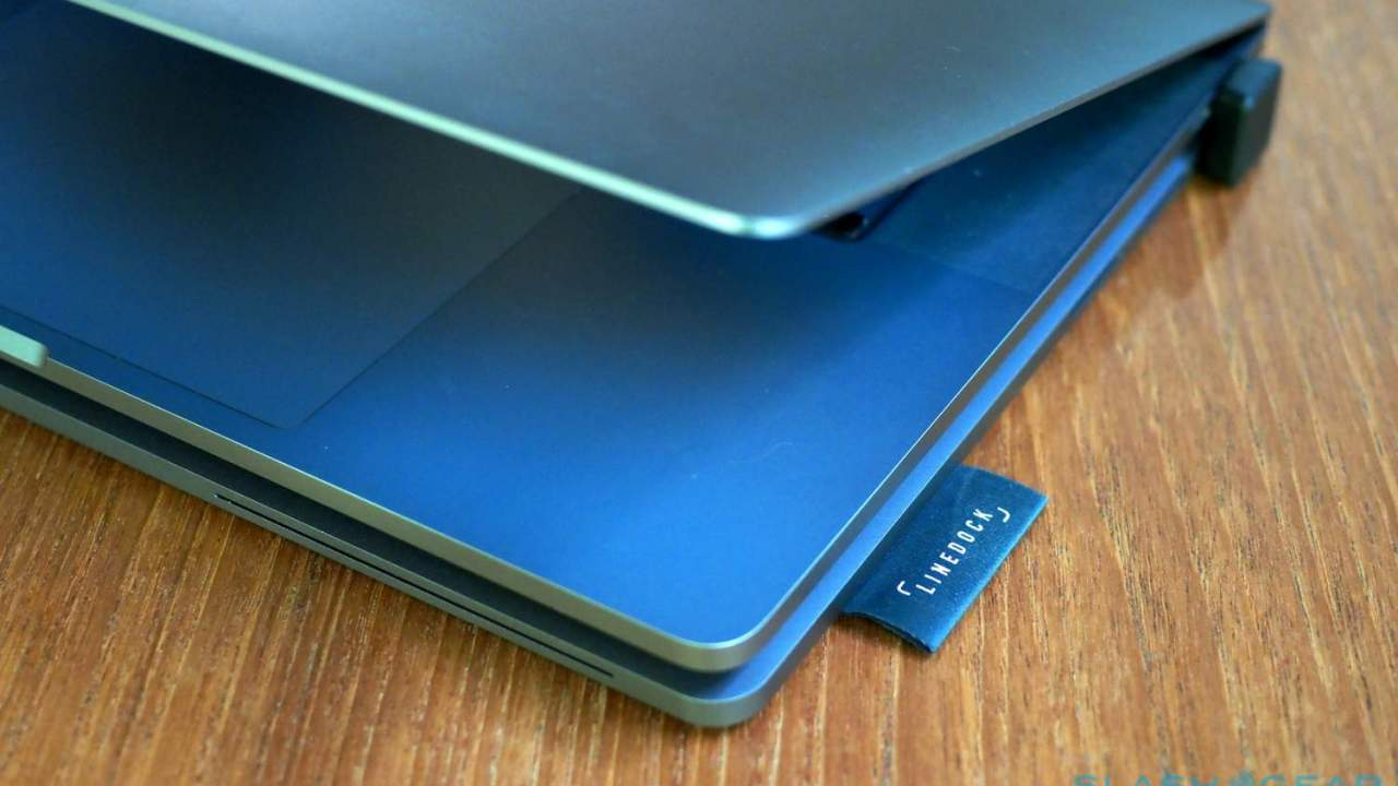 Linedock 16″ Review: Portable ports and power for your MacBook Pro 16″