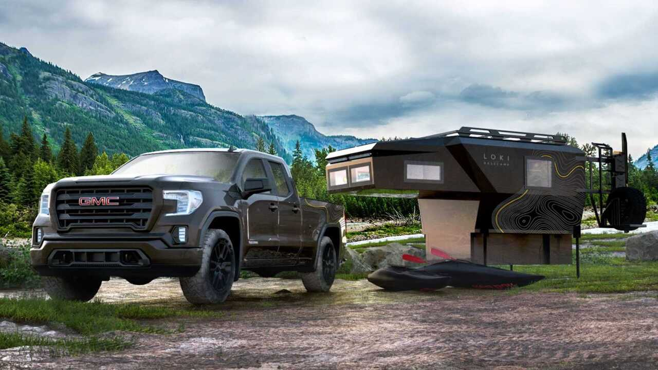 Loki Basecamp Falcon Series is your home away from home