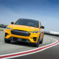 Ford confirms EPA estimated range for Mach-E GT and GT Performance Edition