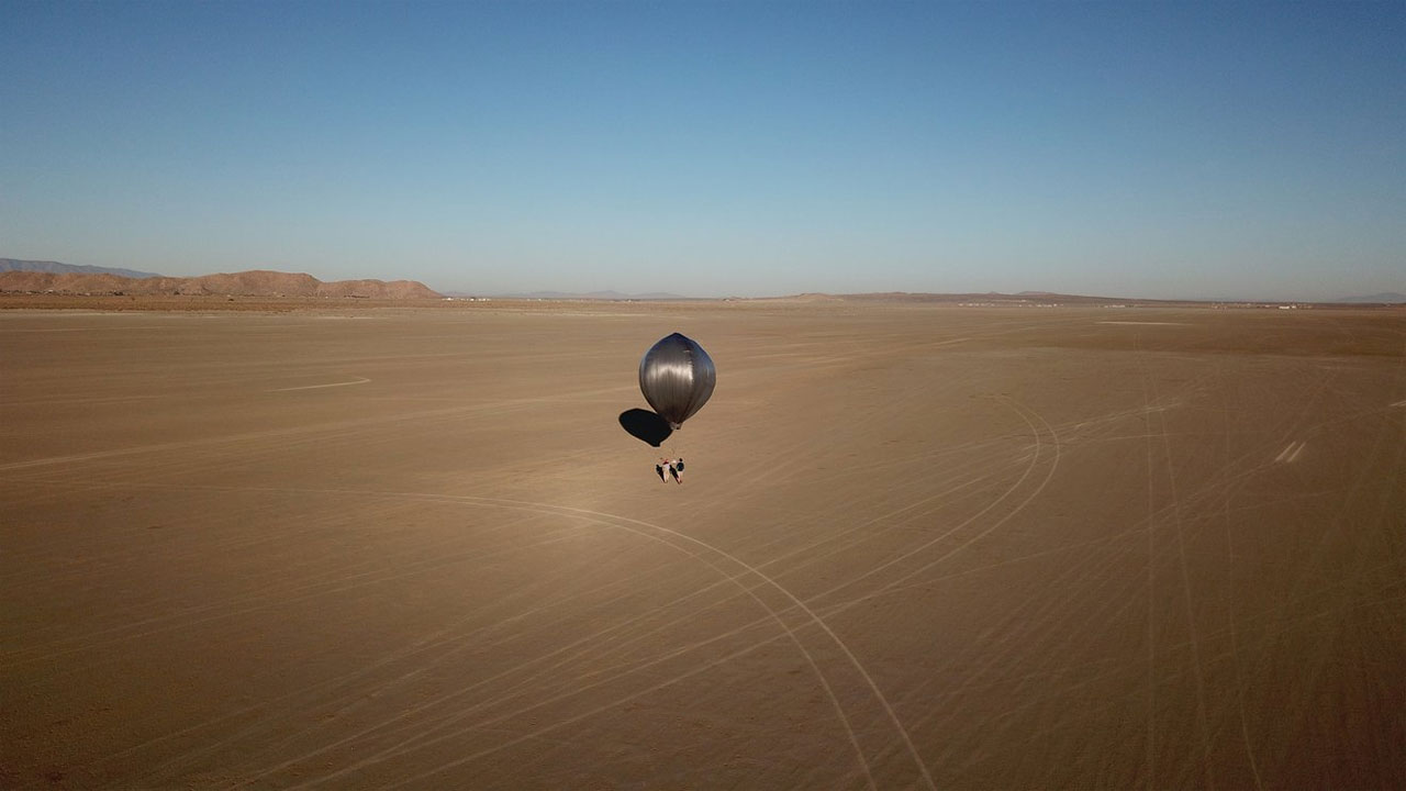 NASA used a balloon to detect an earthquake that may one day be used on Venus