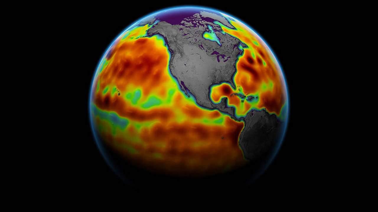 NASA shares Sentinel-6 Michael Freilich satellite's first data