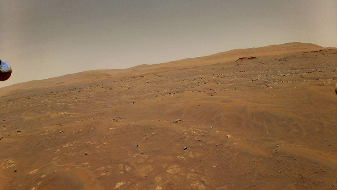 NASA Perseverance rover kicks off its first big Mars science project