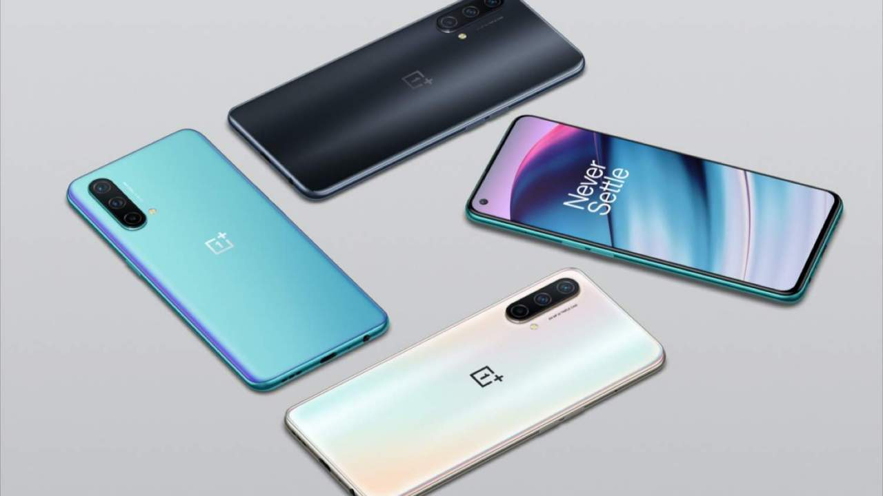 OnePlus Nord CE 5G official – and it's a return to affordable form