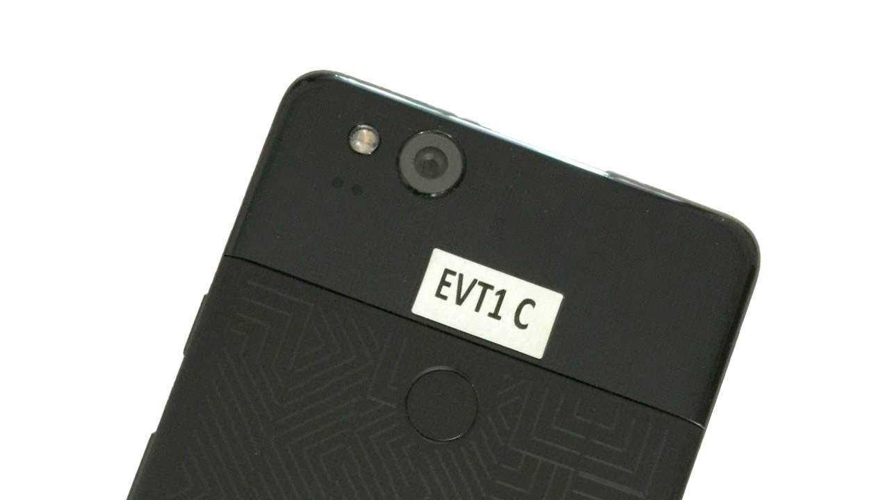 Prototype Google Pixel phone found in China