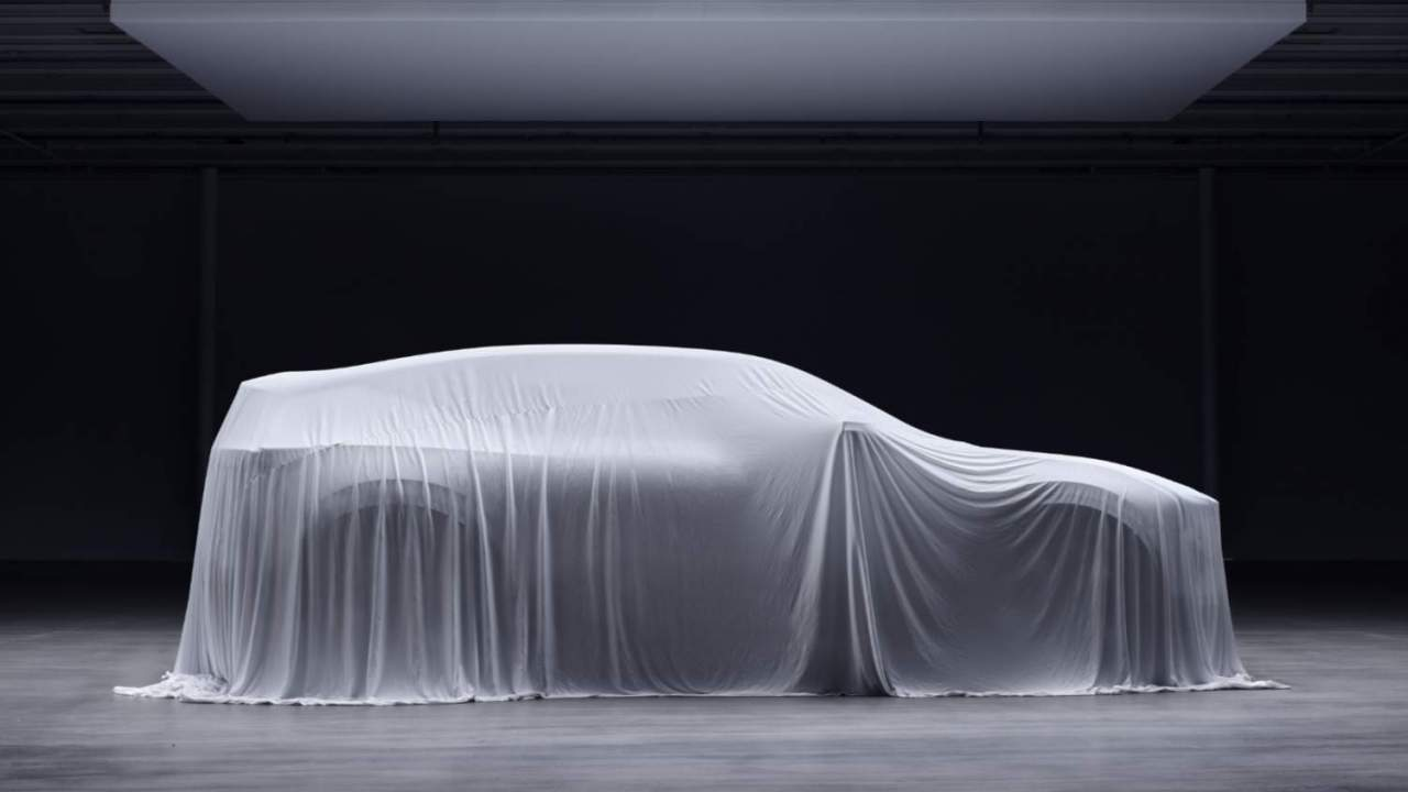 Polestar 3 teased with US production promise for new electric SUV