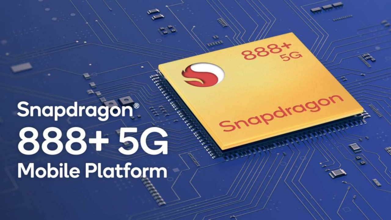 Qualcomm Snapdragon 888 Plus 5G mobile platform debuts
