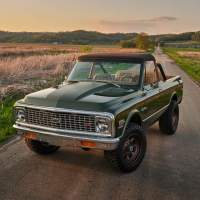 Ringbrothers 1970 Chevy Blazer is incredible