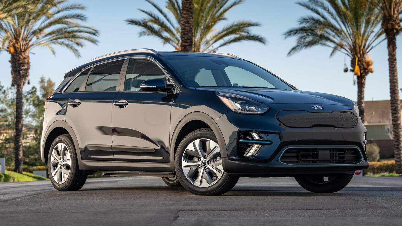 2021 Kia Niro EV gets more tech and safety kit without the price hike