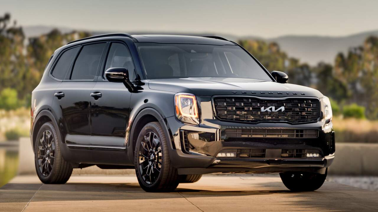 2022 Kia Telluride gets mild styling updates and more safety kit